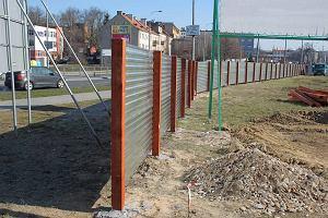 Zg�oszenie budowy ogrodzenia