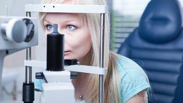 Zabieg cyklodiatermii wykonuje się w poradni okulistycznej