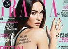Megan Fox w Grazia France - piękność?