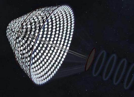 NASA chce budować satelity, które prześlą energię na Ziemię
