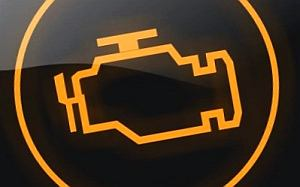 Kontrolki w samochodzie