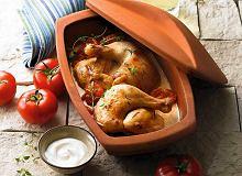 Kurczak w winie z ziołami - ugotuj