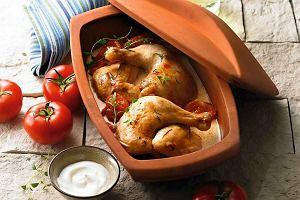 Garnek rzymski - gliniane naczynie do pieczenia bez t�uszczu
