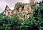Zamek w Go�ciszowie