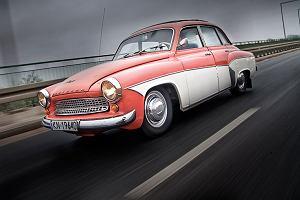 Wartburg 311 | Elegancja z NRD