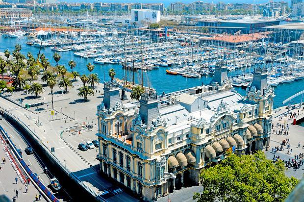 Barcelona zdj�cia - Port Vell