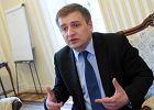 Min. Ar�ukowicz o prote�cie lekarzy: zwi�zkowcy chc� zrobi� z pacjent�w zak�adnik�w gabinet�w prywatnych