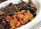 Pomidorowe orecchiette z boczniakami w <strong>rozmarynie</strong>