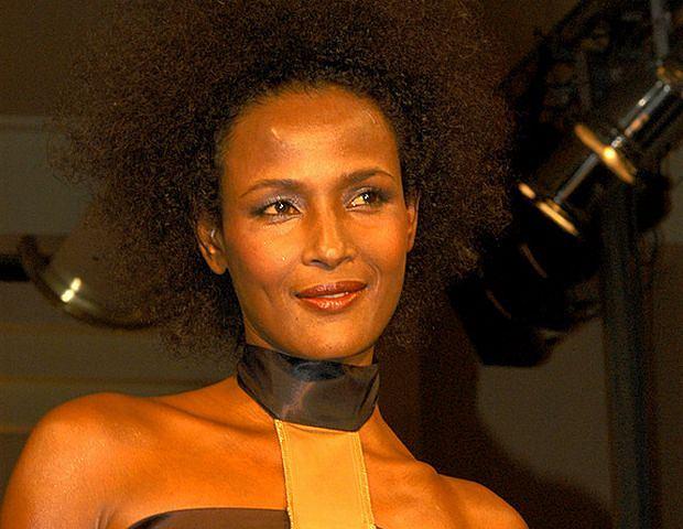 Somalijska Piękność Waris Dirie Zamieszkała W Gdańsku Zakochała Się