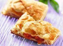 Ciasto francuskie z morelami - ugotuj