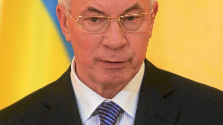 Mykoła Azarow, premier Ukrainy