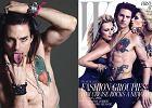 """Półnagi, wytatuowany Tom Cruise w """"W Magazine"""" - seksowny? [ZDJĘCIA]"""