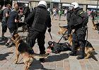 Starcia z policją na Marszach Równości i NOP w Krakowie