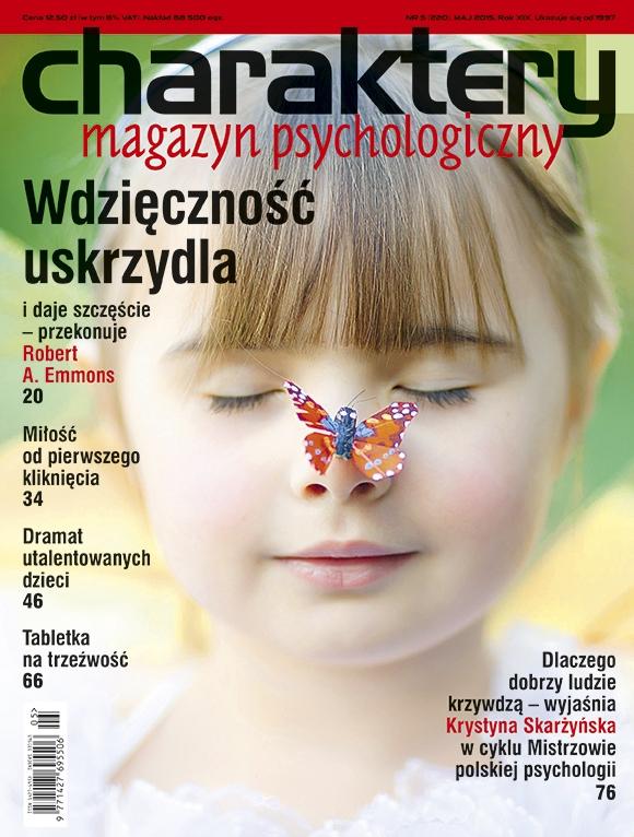 Charaktery magazyn psychologiczny online dating
