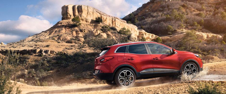 Inspirujący, mocny, gotowy na wszystko crossover Renault KADJAR jest taki jak Ty. Właśnie znalazłeś bratnią duszę! Ruszaj w drogę!