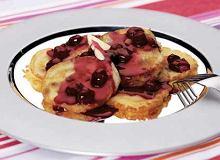 Ameryka�skie placki pancakes - ugotuj
