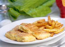 Ryba panierowana sma�ona - ugotuj