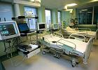 Strajk w szpitalu: nikt nie sprz�ta, operacje s� op�nione