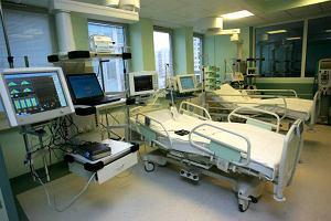 Przekszta�c� trzy szpitale w sp�ki?