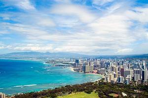 Hawaje - rajskie wyspy w kolorach tęczy