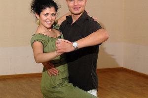 Kasia Cichopek trenuje przed taneczn� Eurowizj�