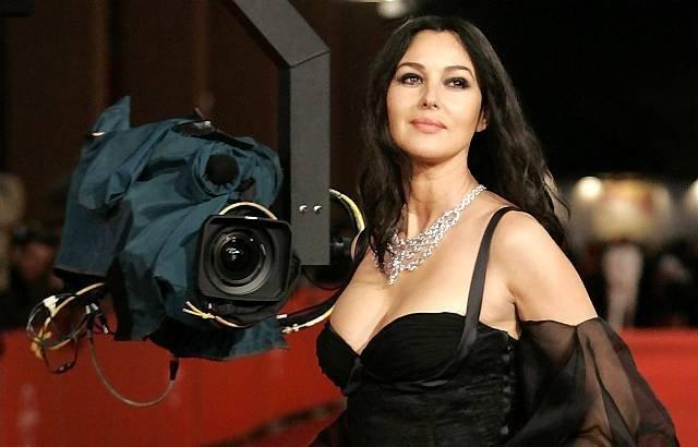 Monica Bellucci (fot. Gregorio Borgia AP)
