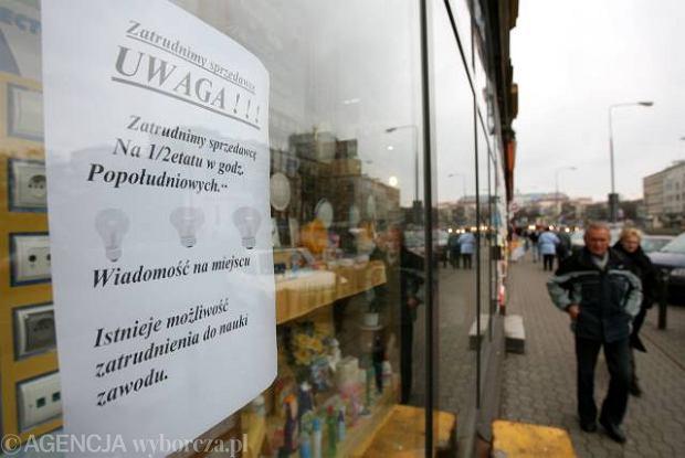 Warszawa deprawuje - ludzie nie chc� pracy