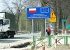 Ukrai�cy zablokowali przej�cie graniczne Rawa Ruska-Hrebenne