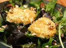 Salade de chevre - sałata z kozim serem - ugotuj