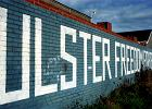 Belfast: miasto murali