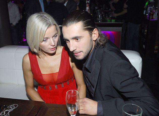 Małgorzata Foremniak i Rafał Maserak