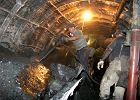 """�mier� g�rnika w kopalni """"Mys�owice-Weso�a"""""""