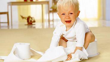 Zdrowie niemowlęcia - zaparcia
