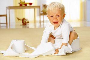 Sposoby na zaparcie u dziecka