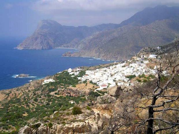 Wakacje na wyspie. Karpathos - zaglądając w greckie garnki