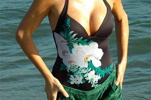 Idealny kostium kąpielowy - figura chłopięca