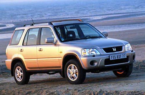 Honda CR-V (1995-2006) - opinie Moto.pl