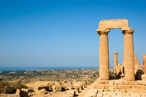 Makabra w antycznym Agrigento