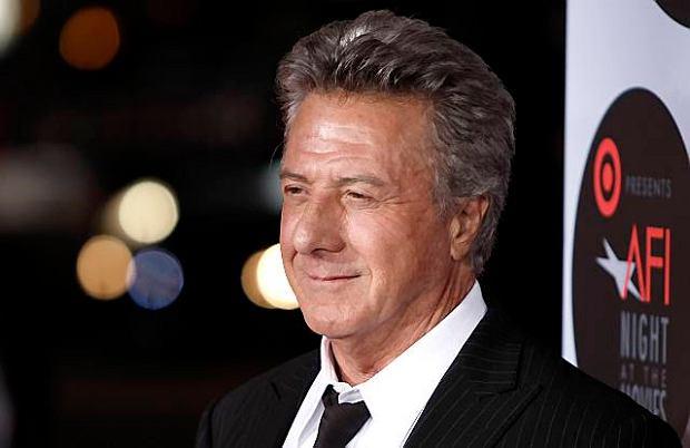 Dustin Hoffman stan�� po drugiej stronie kamery i wyre�yserowa�