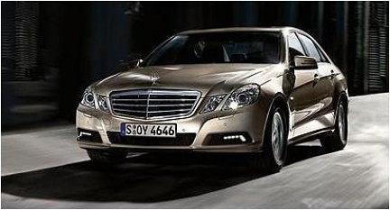 Mercedes klasy E