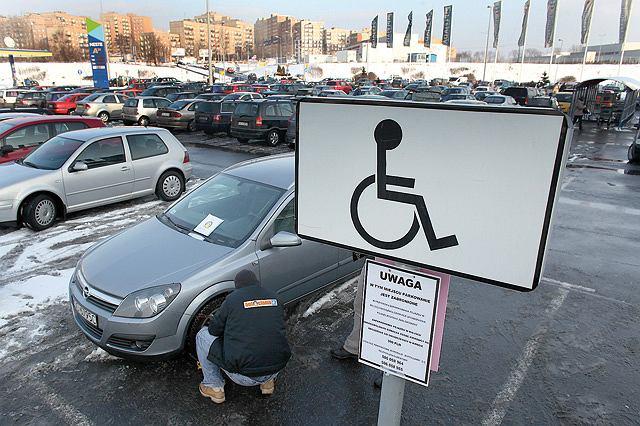 Parkujesz na