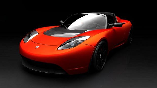 Tesla Roadster Sport - wi�cej mocy