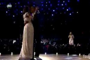 Beyonce za�piewa�a dla Obamy! [WIDEO]