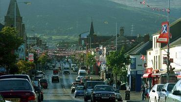 Belfast w Irlandii Północnej