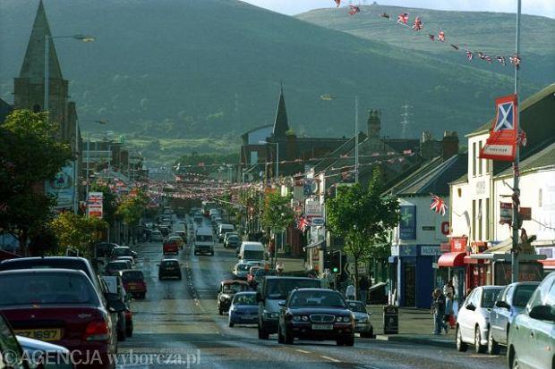 Belfast w Irlandii P�nocnej