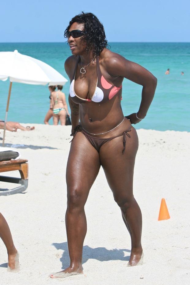 Serina williams bikini