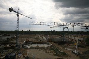 Plac budowy większy od Stadionu Narodowego