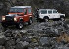 Land Rover Defender do serwisu