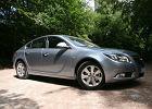 Opel Insignia EcoFlex - test | Pierwsza jazda