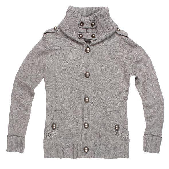 Militarny sweter C&A